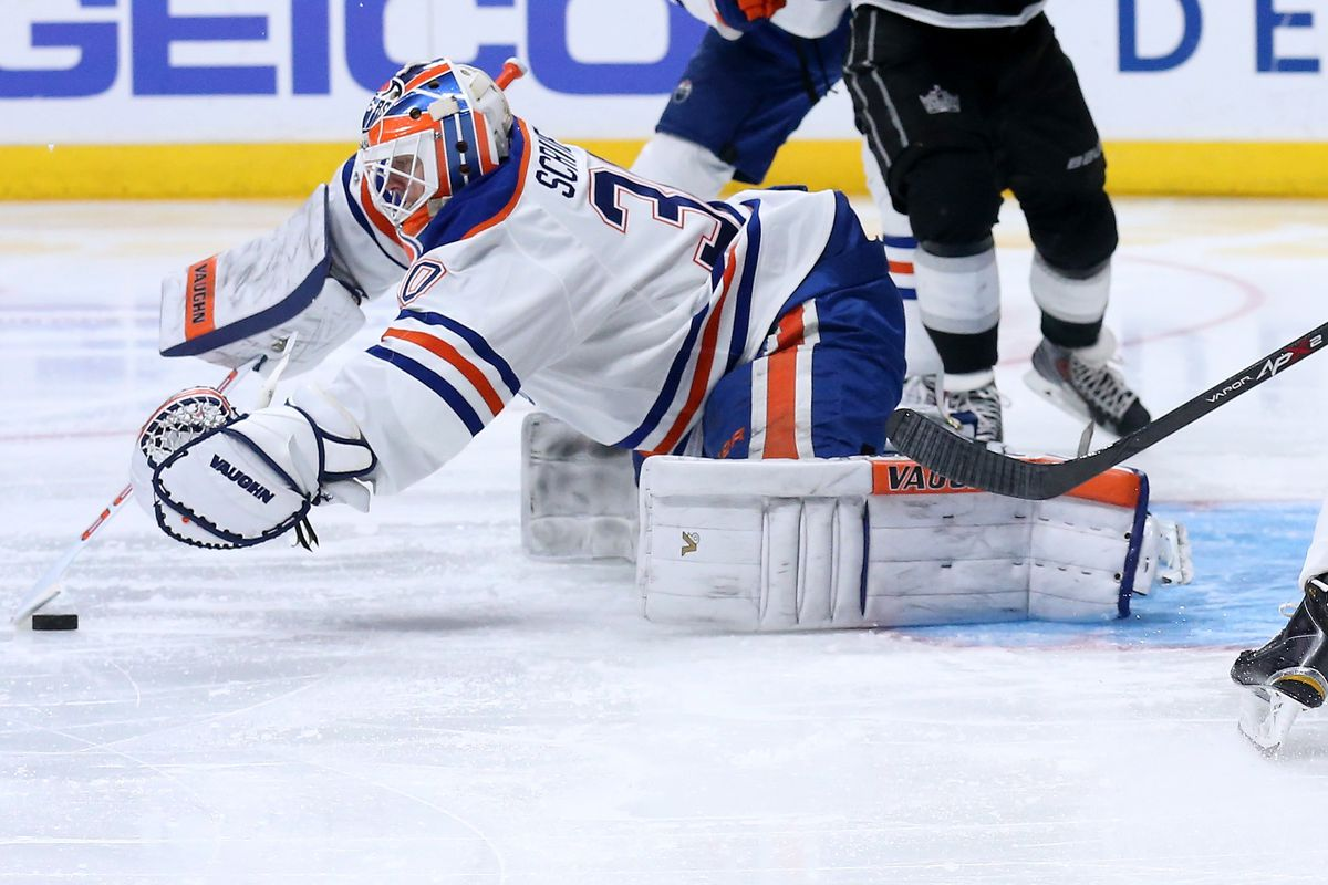 Goalie Ben Scrivens has been acquired by the Montreal Canadiens this morning.