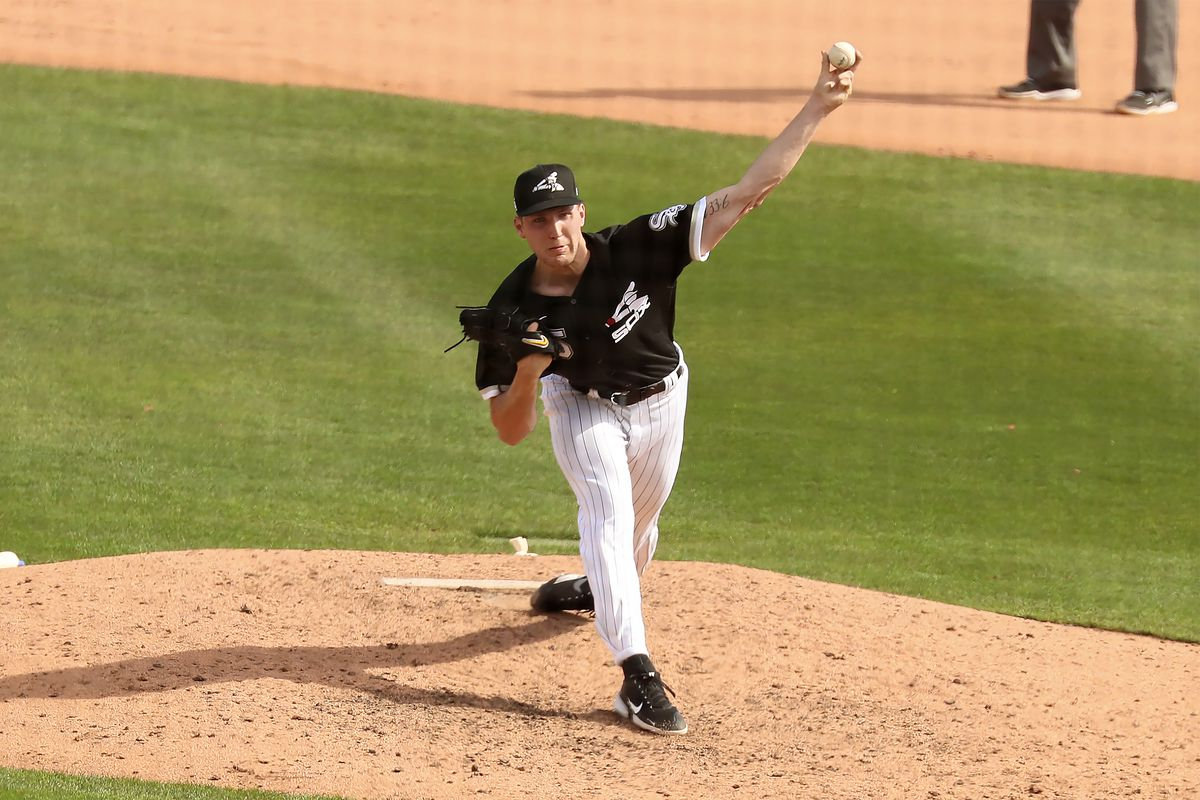 The White Sox placed LHP Garrett Crochet on the 10-day injured list.