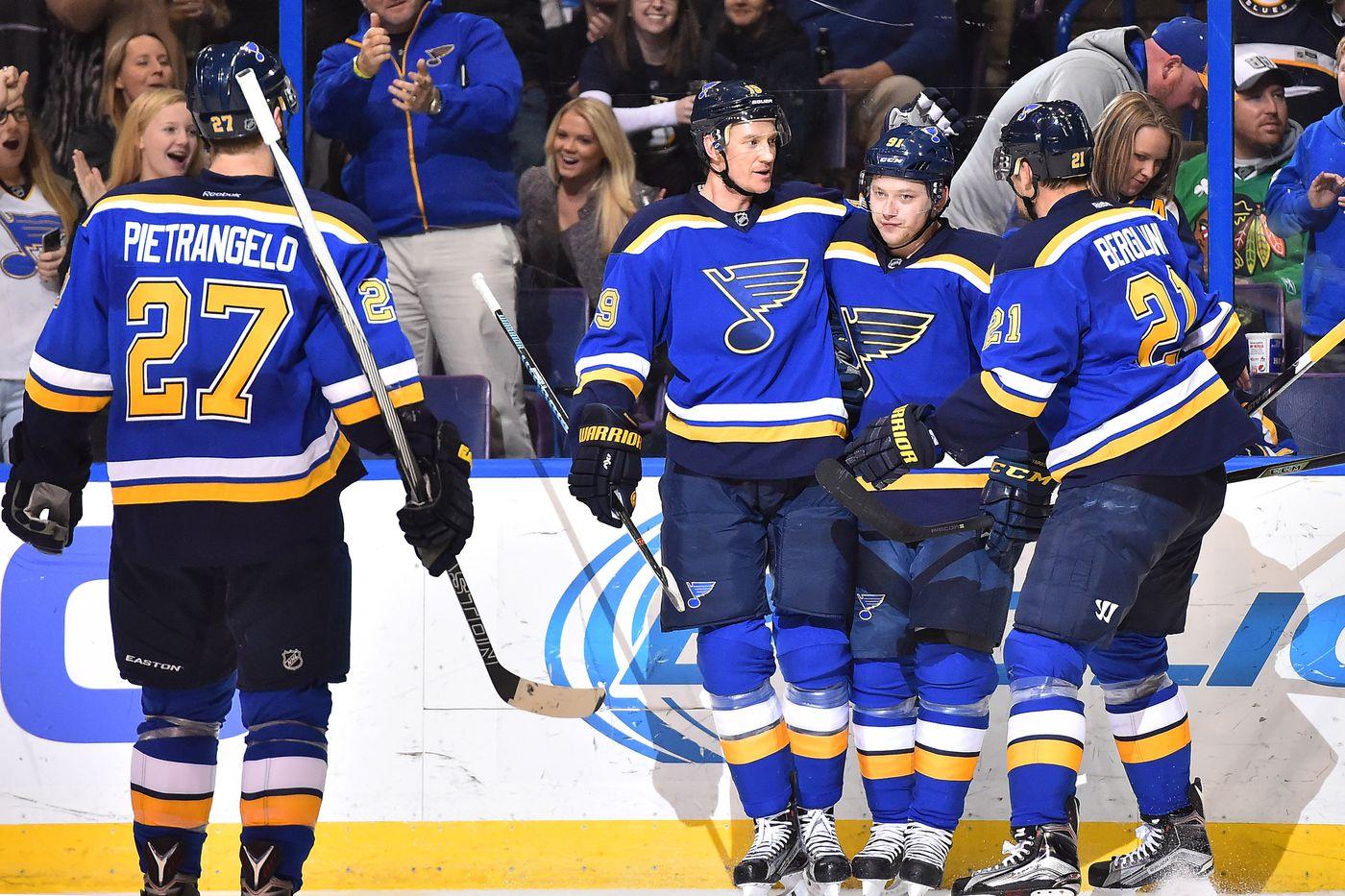 9904ab89407 Minnesota Wild At St. Louis Blues GameDay Thread - St. Louis Game Time
