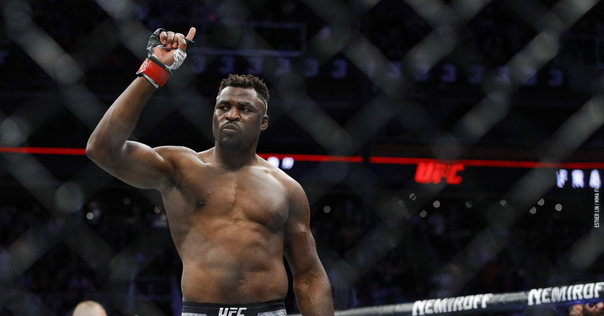 Francis Ngannou fires back at Tyson Fury after Fury calls him 'easy work'