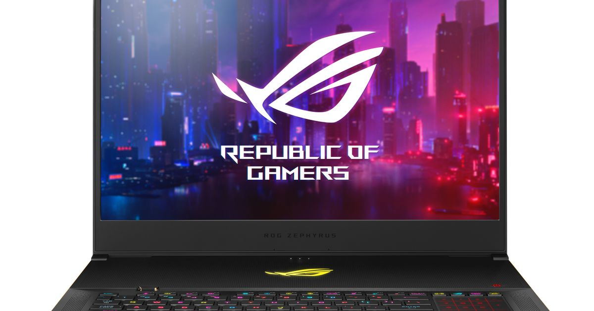 Asus will release its first gaming laptop with an ultra-fast 300Hz display in October