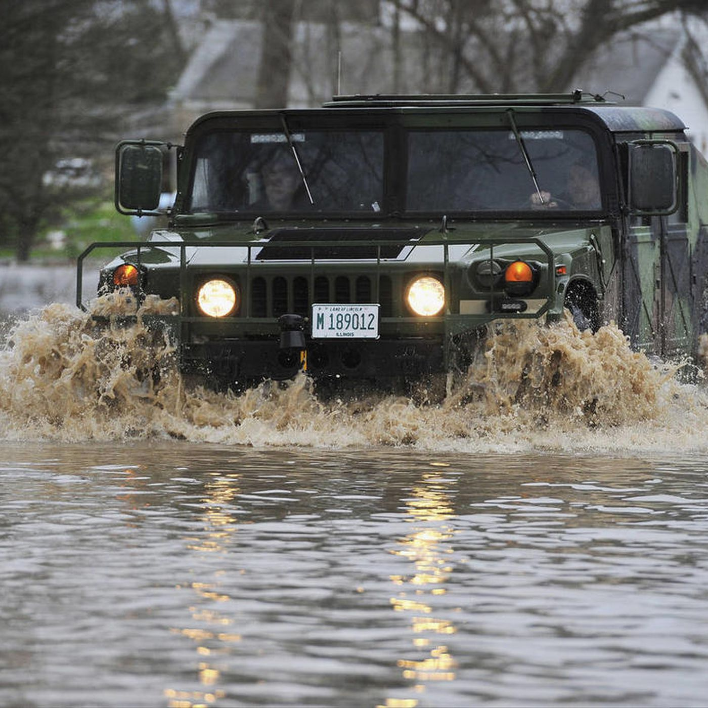 Floodwaters rising after storms deluge heartland - Deseret News