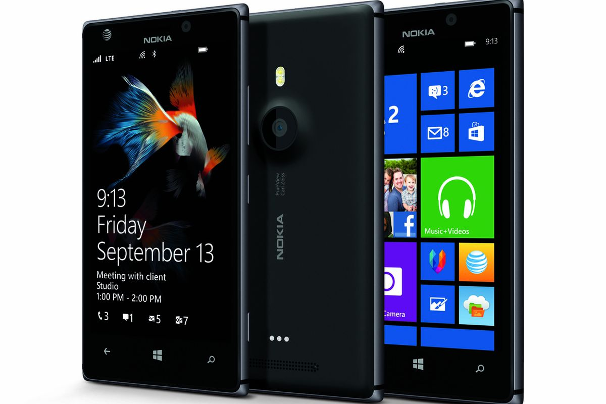 Nokia Lumia 925 for AT&T