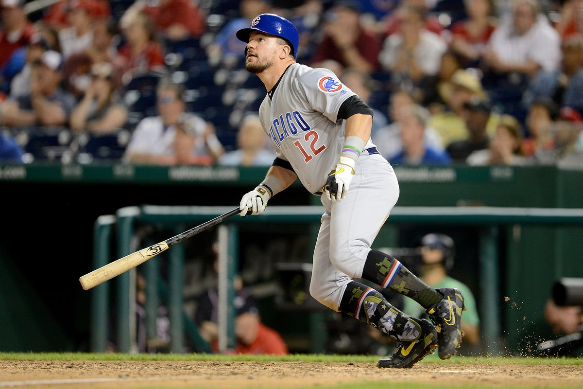 Cubs' Kyle Schwarber gets second chance at first impression