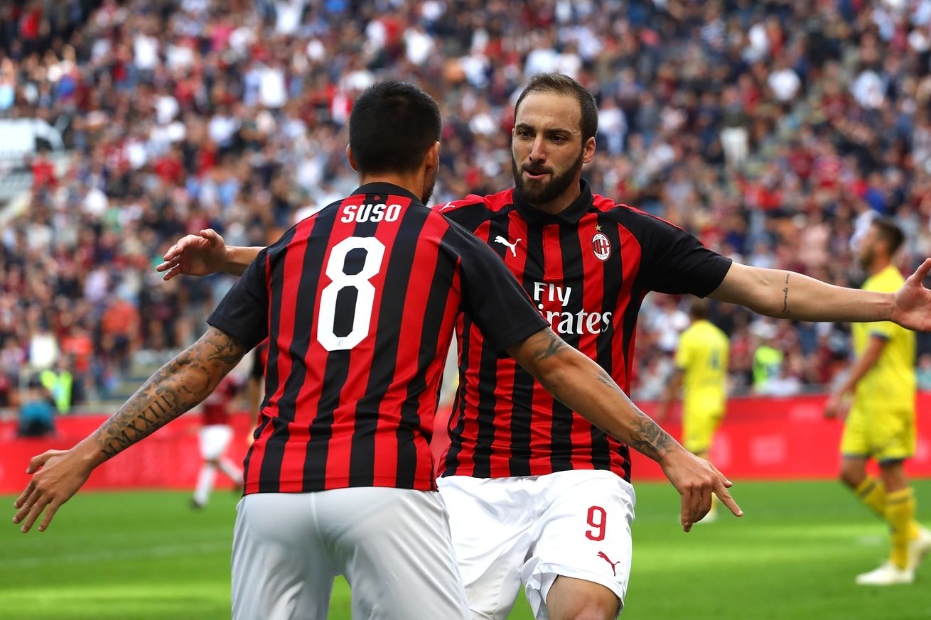 Tactical Review of AC Milan?s 3-1 Wins Over Olympiacos and Chievo Verona