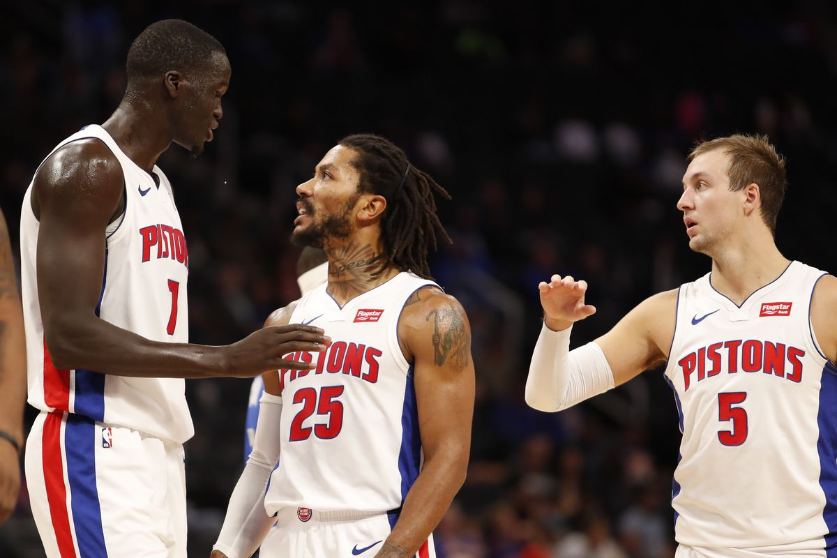 NBA: Preseason-Dallas Mavericks at Detroit Pistons