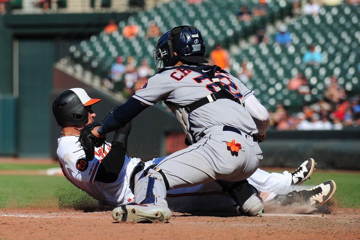MLB: Houston Astros at Baltimore Orioles