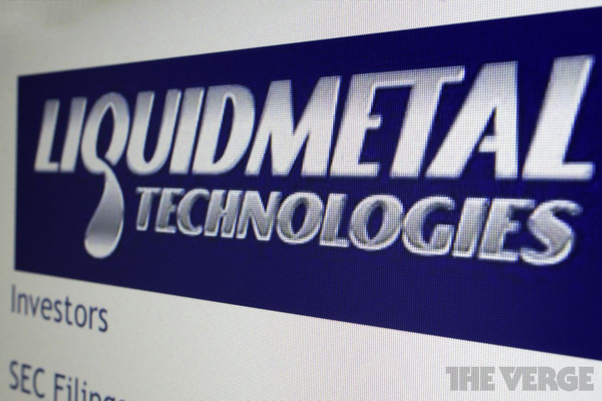 Liquidmetal And Apple Expand Licensing Agreement All Ip Up To 2014