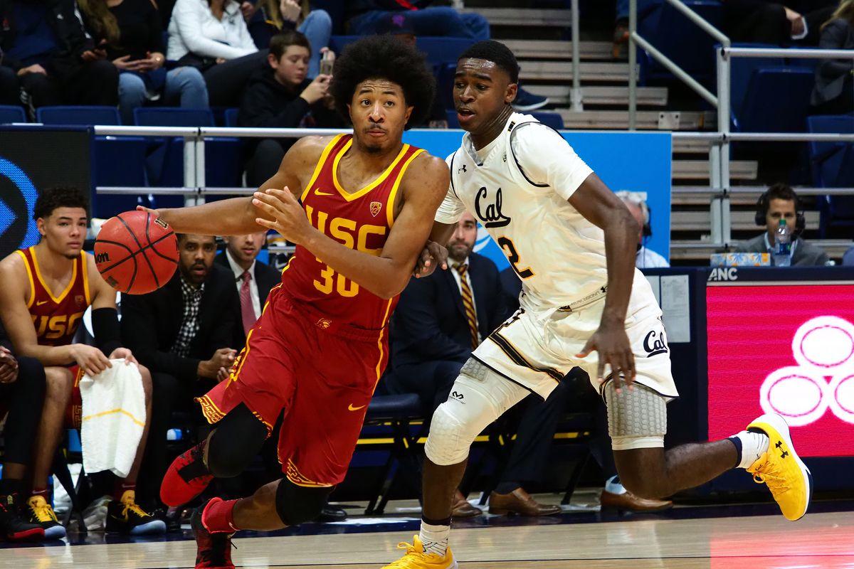NCAA Basketball: Southern California at California