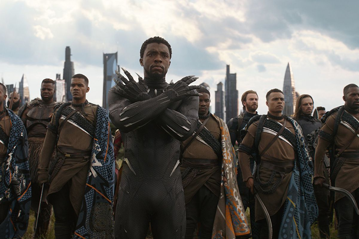 Black Panther Star Chadwick Boseman Dies From Cancer Twitter Reacts Deseret News