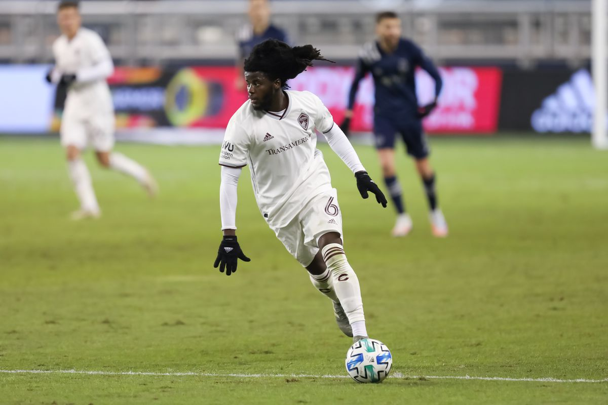 SOCCER: OCT 24 MLS - Colorado Rapids at Sporting Kansas City
