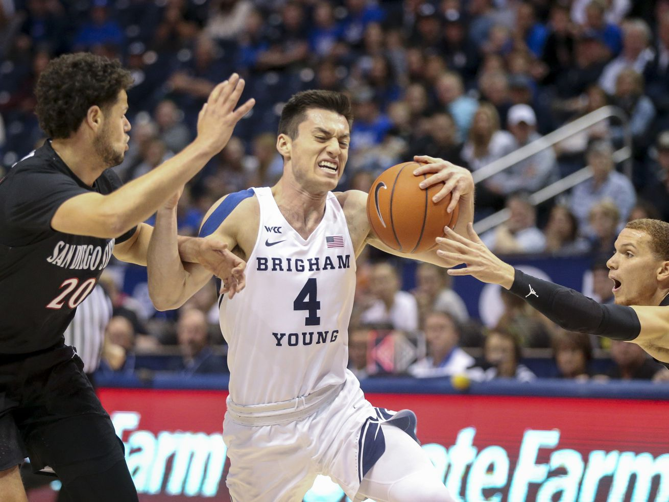 Undersized BYU looking to improve its rebounding with a 'dog mentality' as Southern Utah visits the Marriott Center