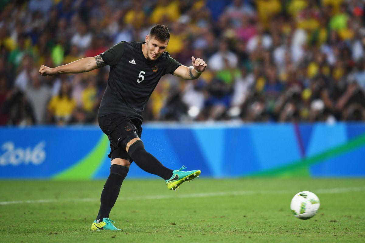 Brazil v Germany - Final: Men's Football - Olympics: Day 15