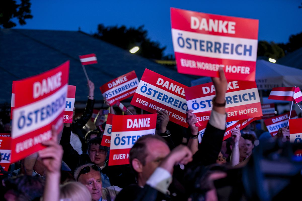 Austria Holds Runoff In Presidential Election