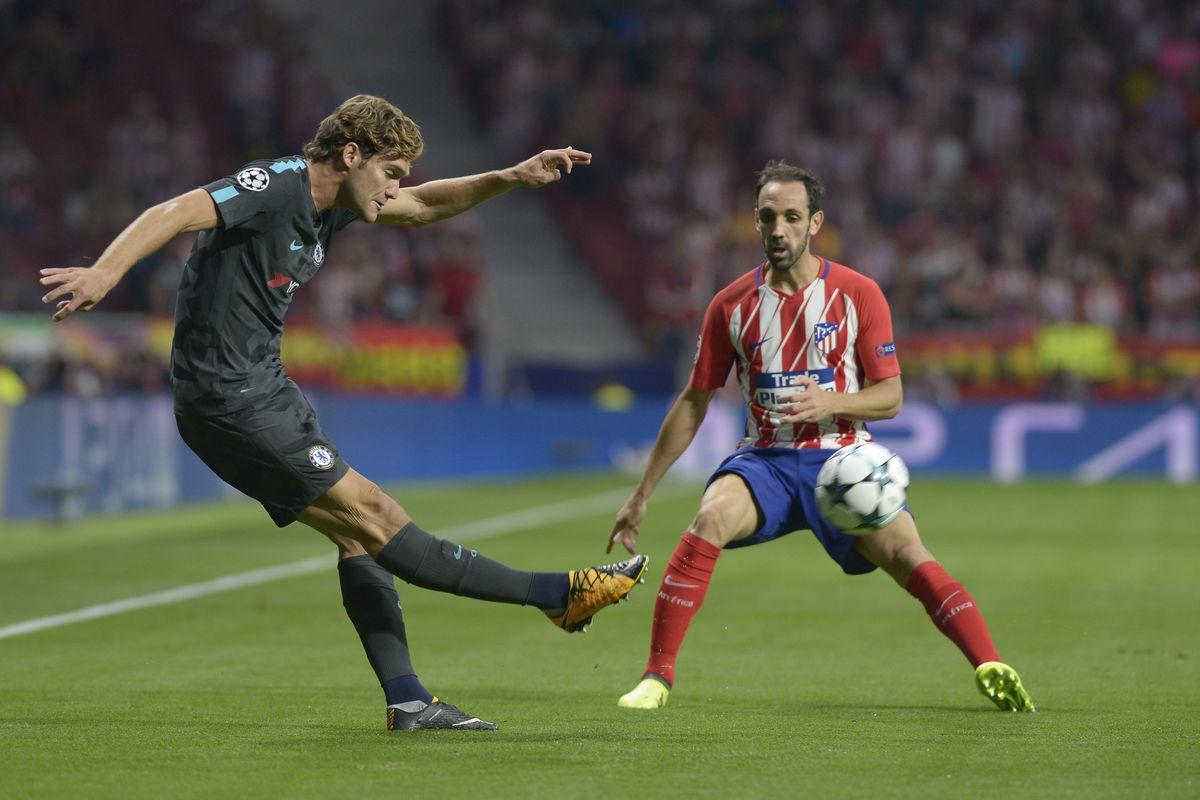Atletico de Madrid v Chelsea - UEFA Champions League
