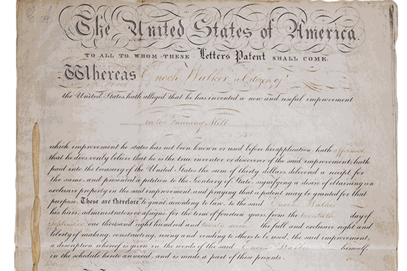 the us patent office has issued 10 million patents