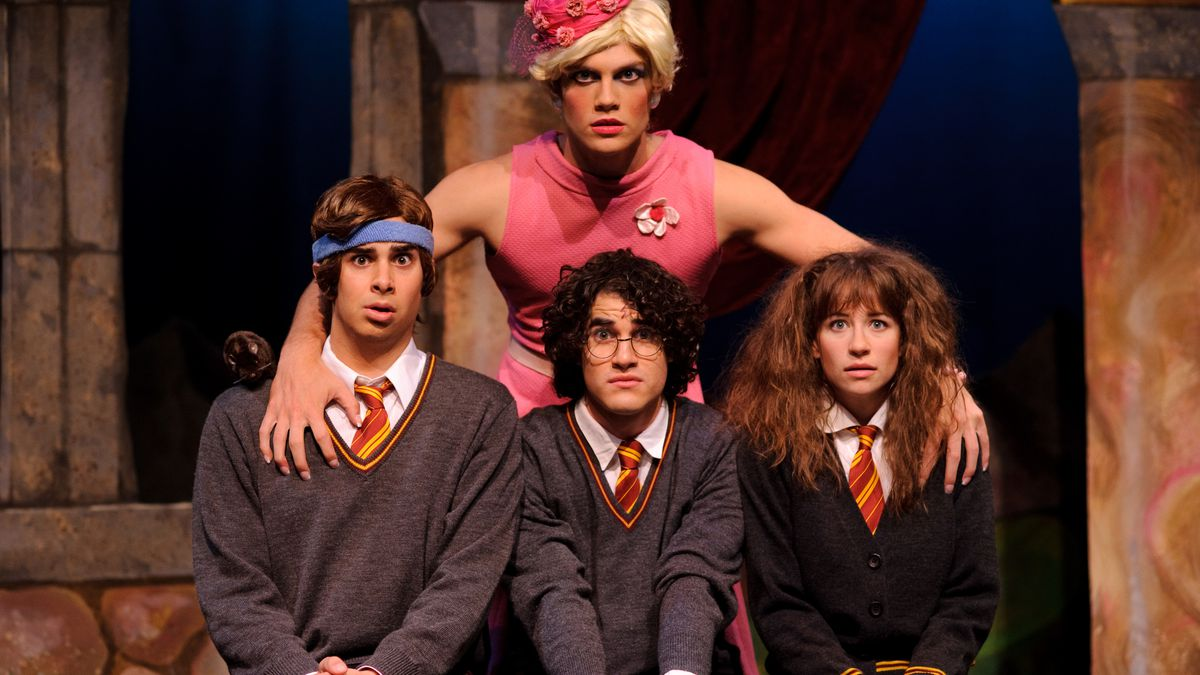 Harry Potter fan fiction, musical & Puppet Pals creators