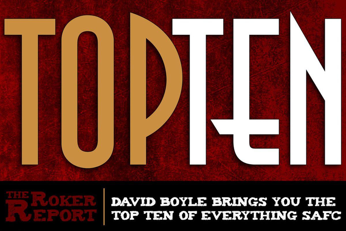 Top Ten Header