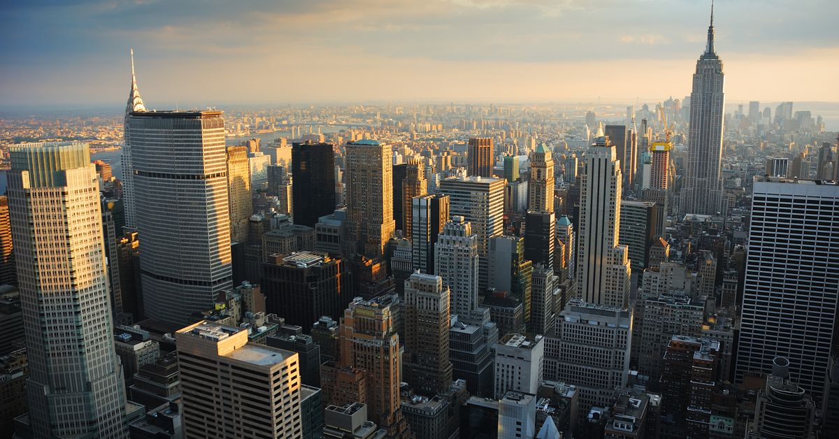 new york city 39 s most iconic buildings mapped curbed ny. Black Bedroom Furniture Sets. Home Design Ideas