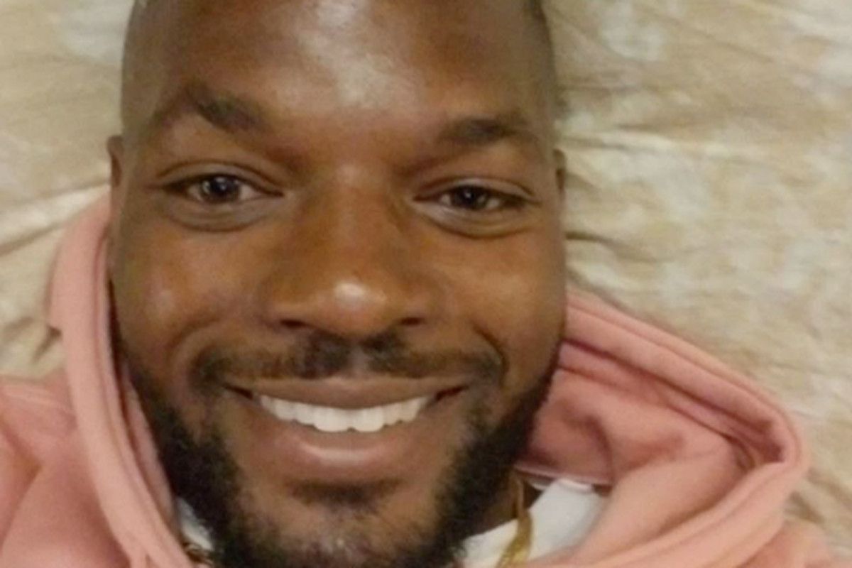 Martellus Bennett spent the night in the Lambeau Field locker room