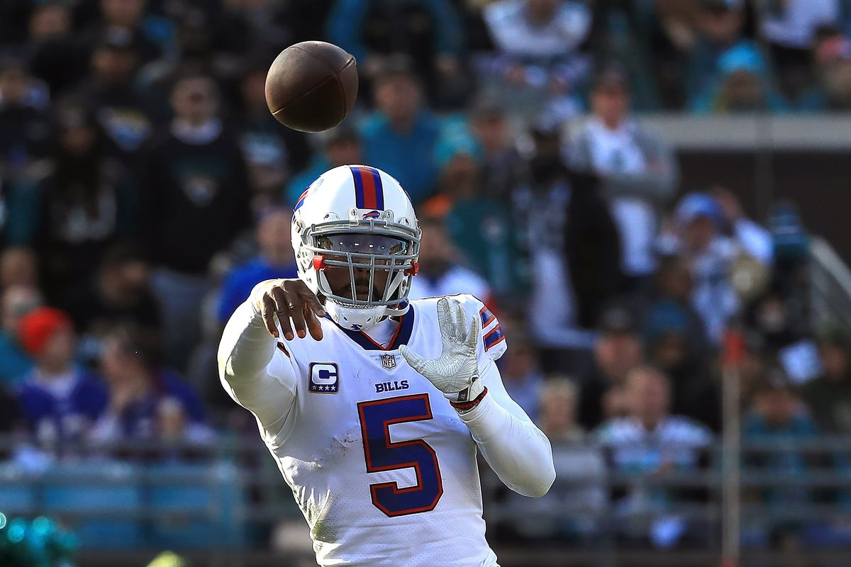 Browns acquire Tyrod Taylor in trade with Bills