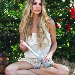 "Gypsy Traveler Nina Romper, <a href=""http://www.nicdelmar.com/eberjey-gypsy-traveler-nina-romper.html"">Eberjey</a>, $154"