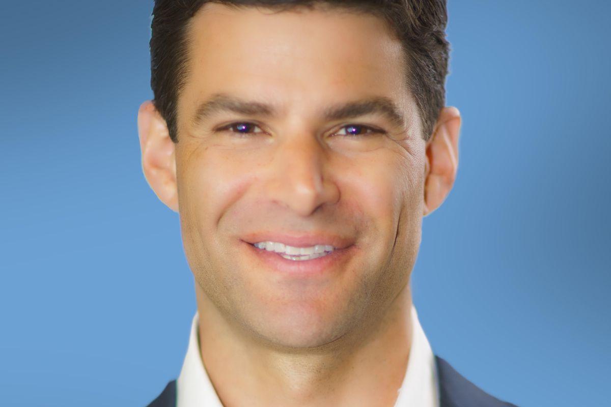 Twitter's new CFO Ned Segal