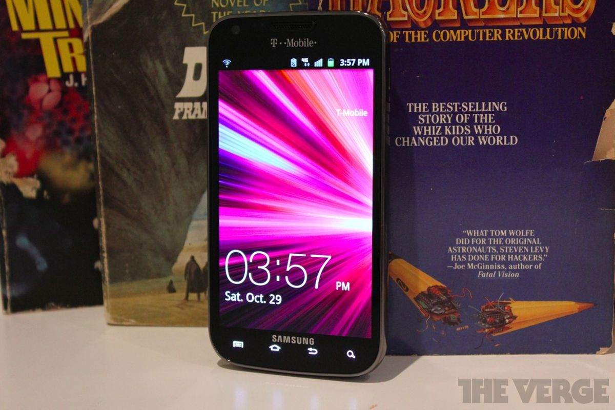 Samsung Galaxy S II (T-Mobile)