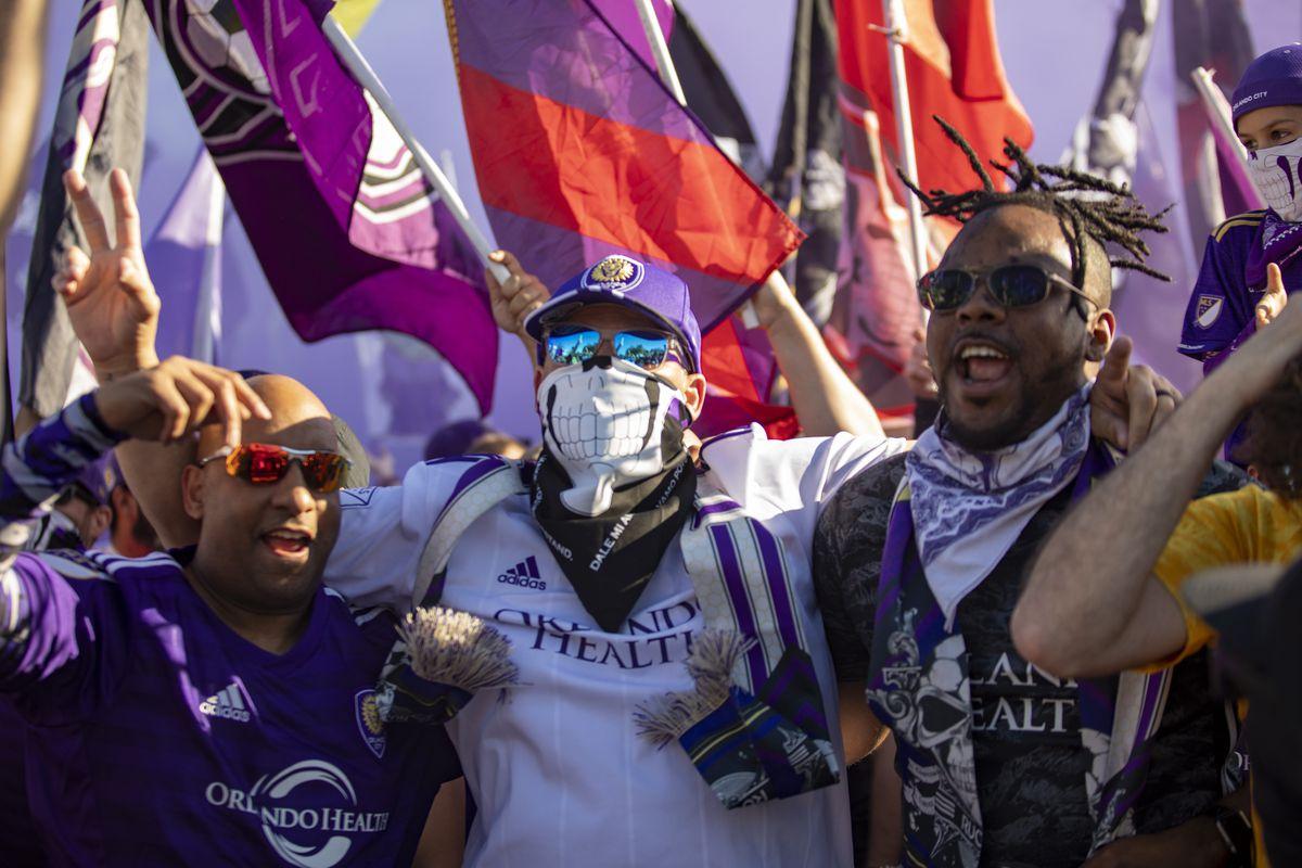 SOCCER: FEB 29 MLS - Orlando City SC v Real Salt Lake