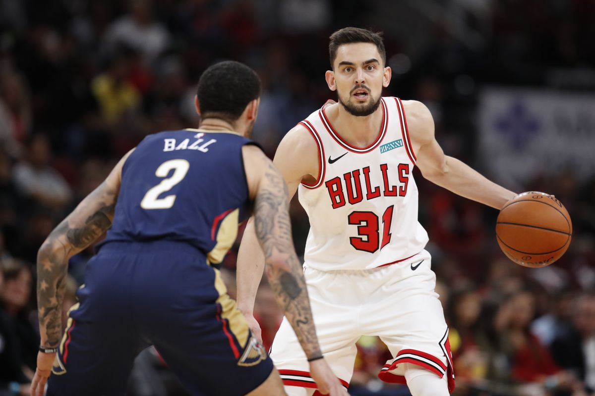 Image result for tomas satoransky usa today
