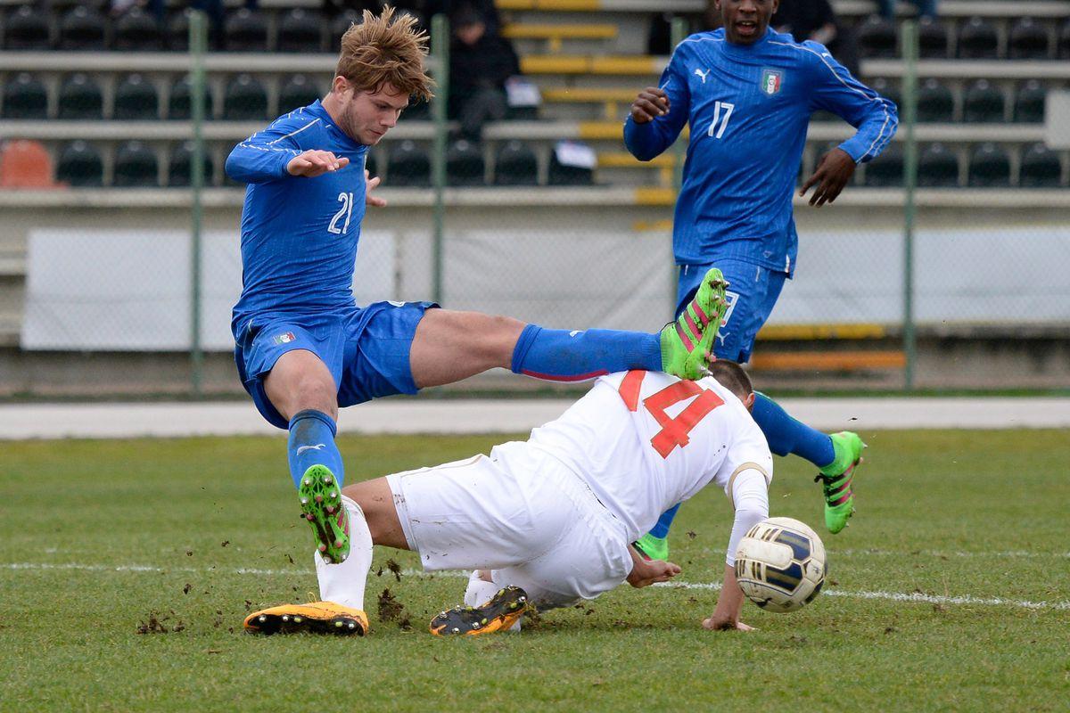 Italy U17 v Serbia U17 - International Friendly