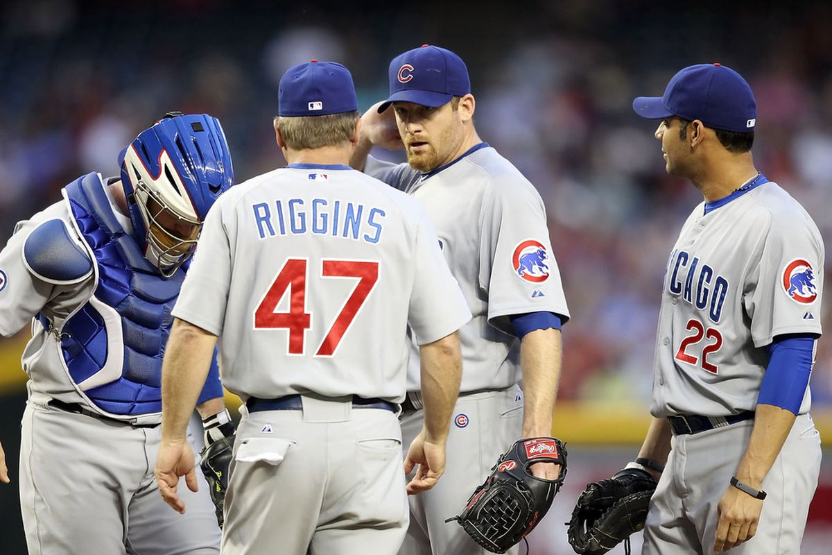 Should last night's 0.1 IP, 7 ER performance be the impetus for you to drop Ryan Dempster?