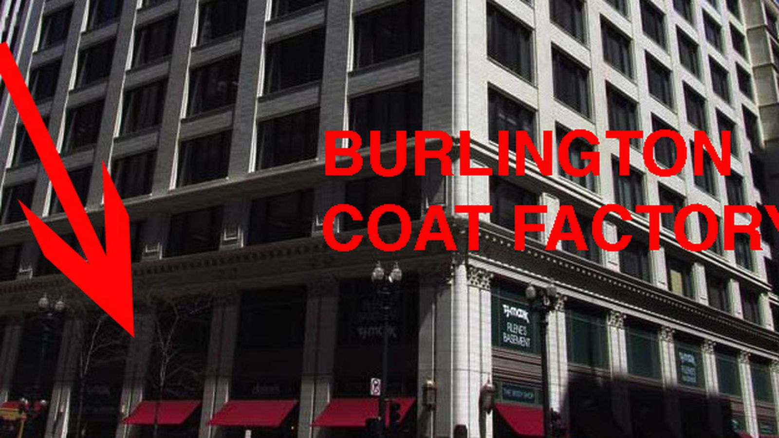 Burlington Coat Factory on State Street Opens October 5 With ...
