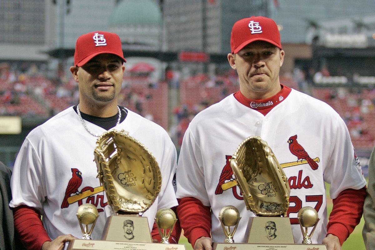 Milwaukee Brewers vs St. Louis Cardinals - April 14, 2007