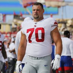 March 2019: GM John Dorsey kicked off the offseason with a big trade with the New York Giants — although it wasn't the one involving a certain star receiver. This one involved trading reliable starting RG Kevin Zeitler for DE Olivier Vernon. Dorsey made it an important mission to acquire a pass-rusher opposite Myles Garrett, even if it was at the expense of the offensive line.