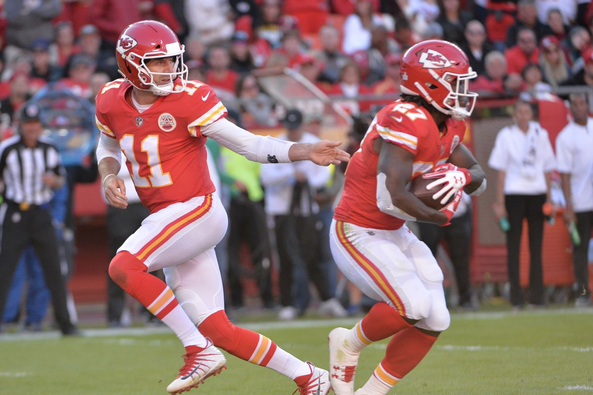 The Chiefs-Raiders ending was completely bonkers. Let's review