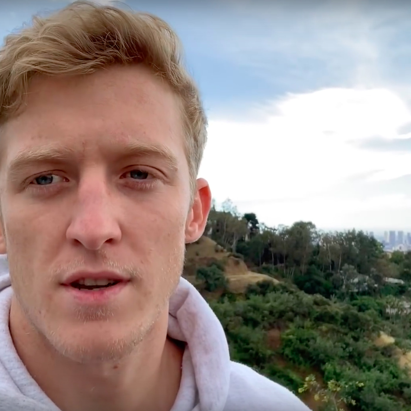 The fight between Fortnite star Tfue and Faze is only
