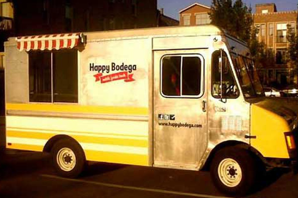 Chicago's Happy Bodega food truck