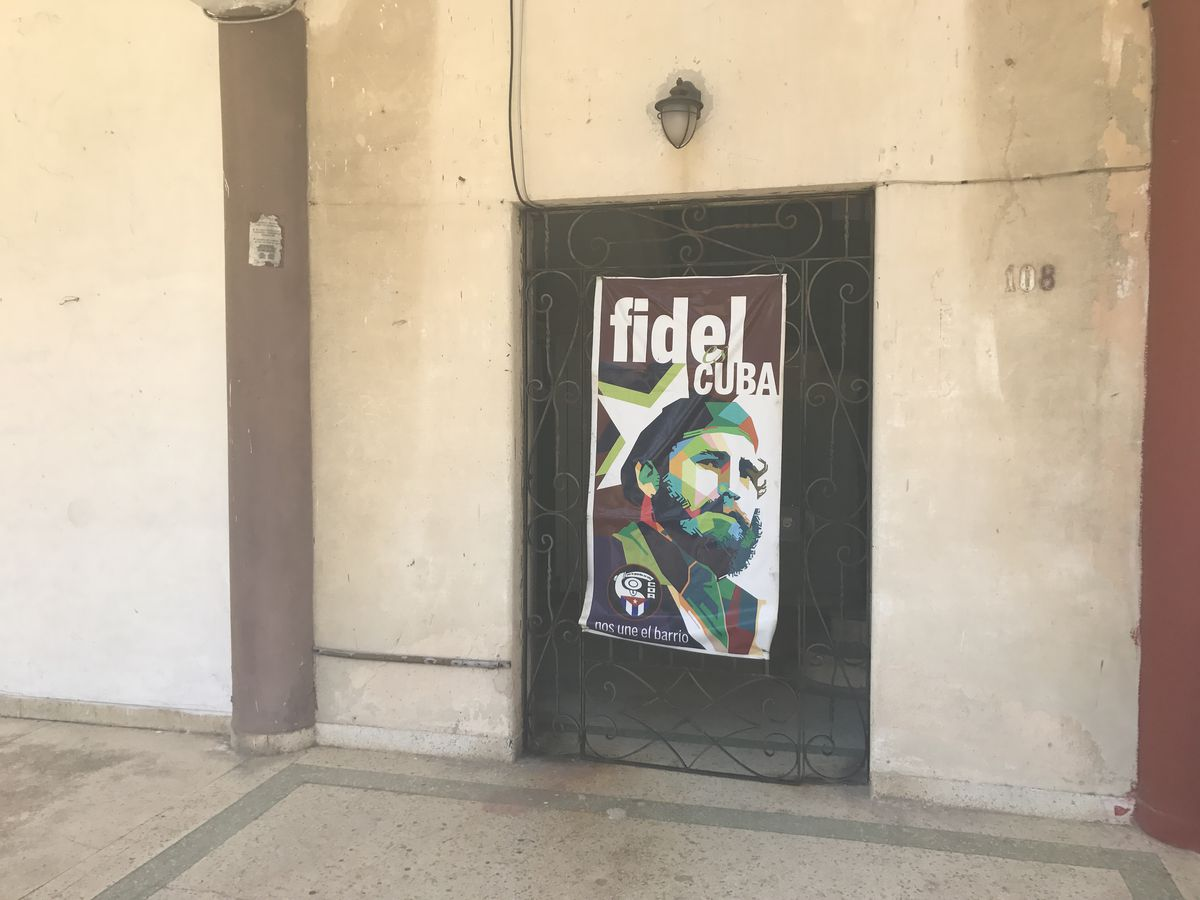 Images of Fidel Castro adorn Havana in the wake of his death