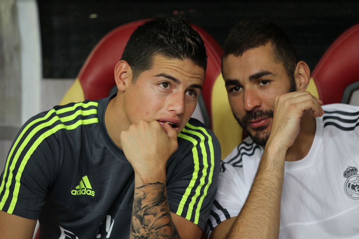 """""""nah I don't want anything to do with Benitez, you want to come too?"""""""