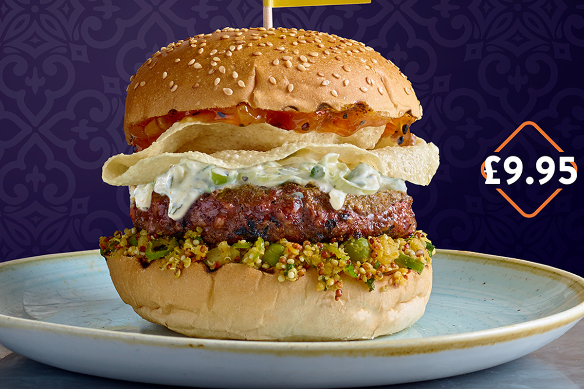 Gbk Proper Indian Campaign For Ruby Murray Burger Enrages The