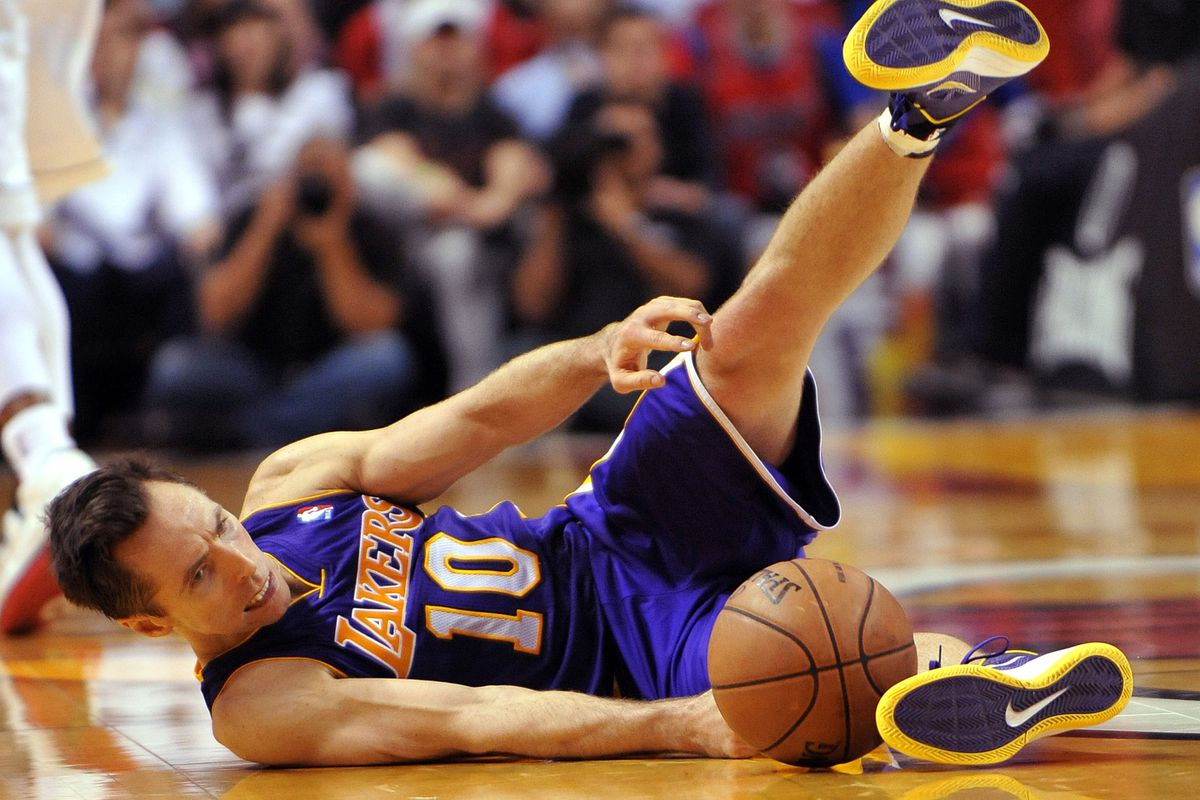 Steve Nash says Rip City is where his troubles started this year ...