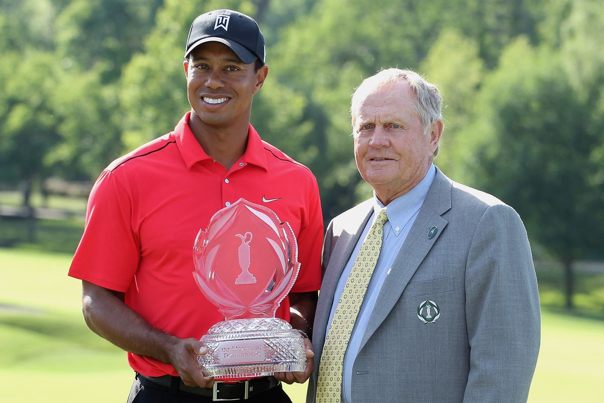 tiger woods says he can still pass jack nicklaus u2019 majors