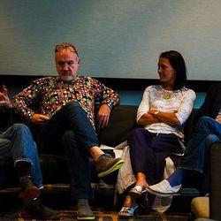 Food Philanthropists: Hugh Acheson, Art Smith, Ali and Chris Banks