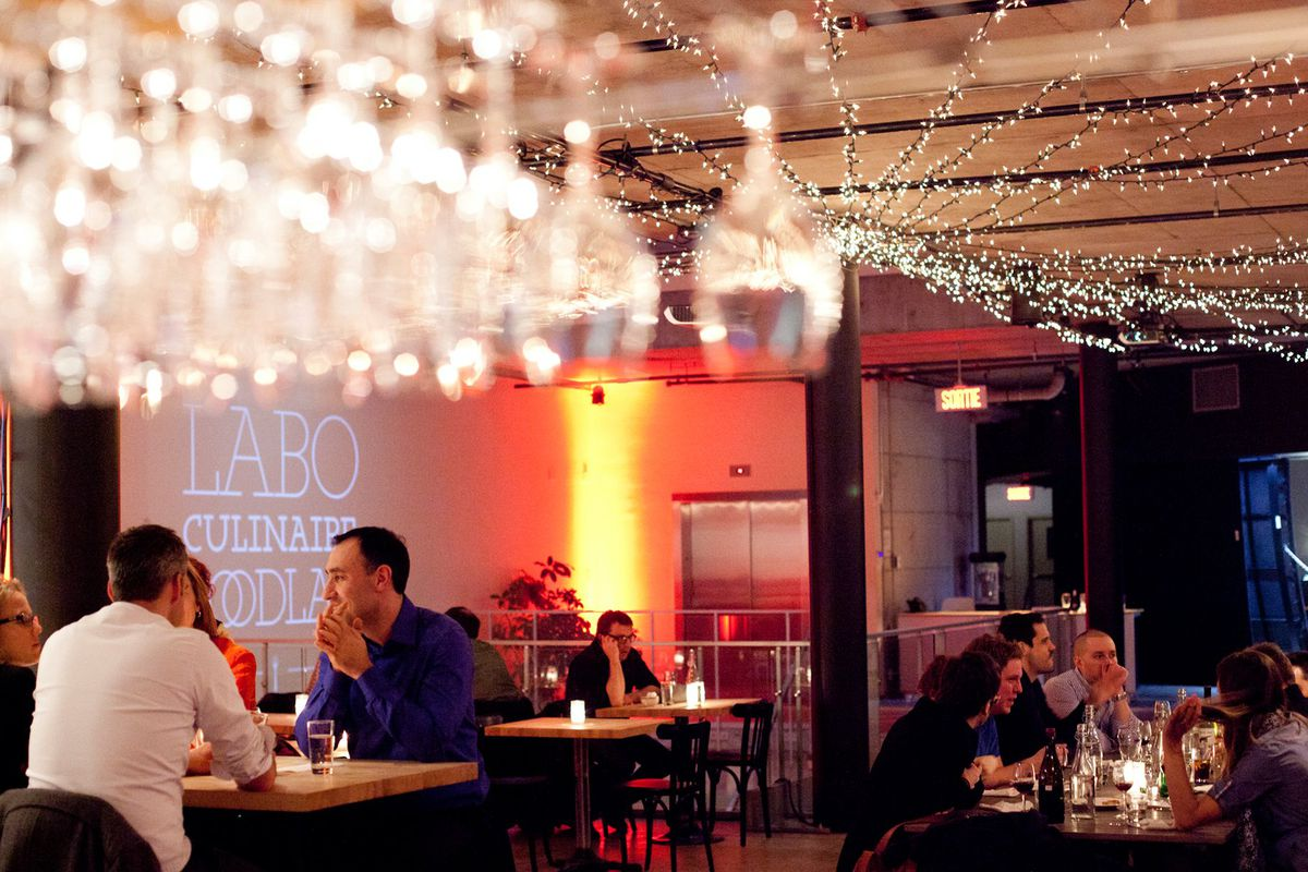 The Labo Culinaire braces for two New Yorkers