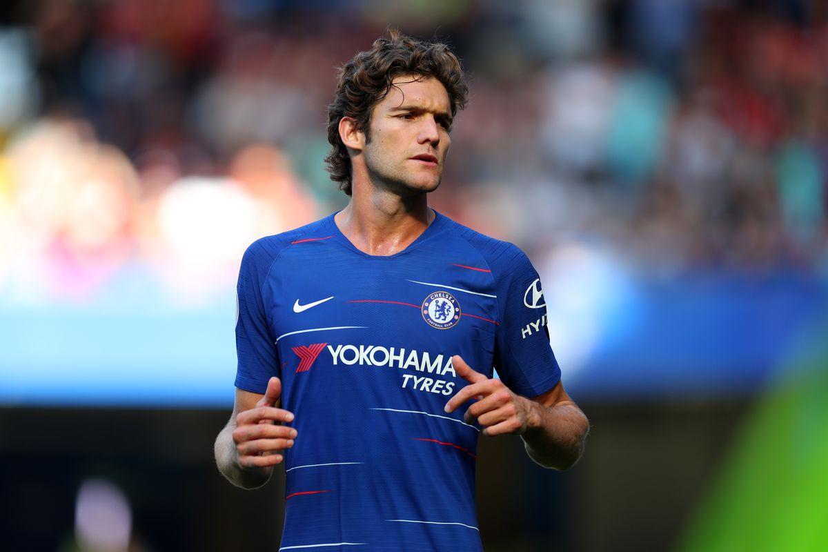 Marcos Alonso - Chelsea FC - Premier League