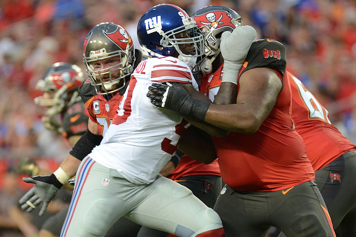 jason pierre paul sunday against the buccaneers jonathan dyer usa today sports