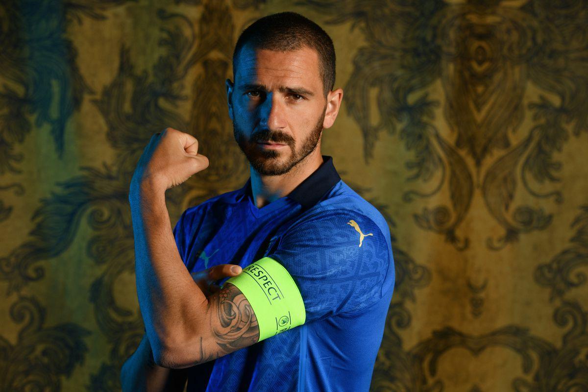 Italy Portraits - UEFA Euro 2020