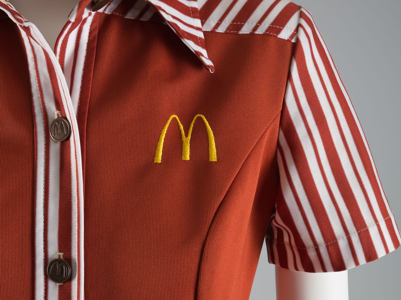 Mcdonald S Uniforms From 1950 To 2017 Eater