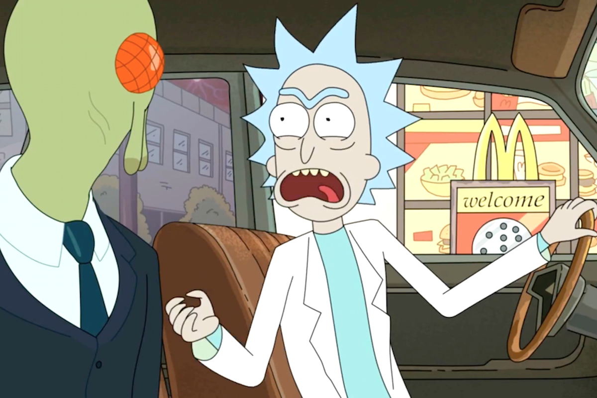 'Rick and Morty' co-creator Dan Harmon tears down sexist trolls